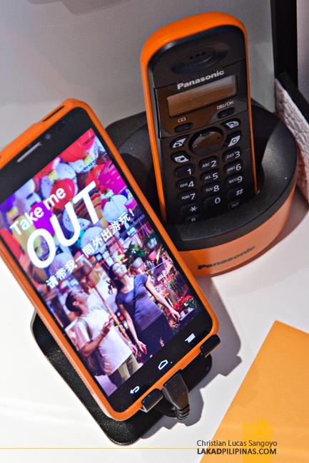 Hotel Sav Hong Kong Smartphone
