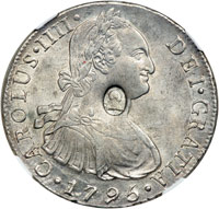 Spanish-8-reale-countermarked-with-head-of-George-III