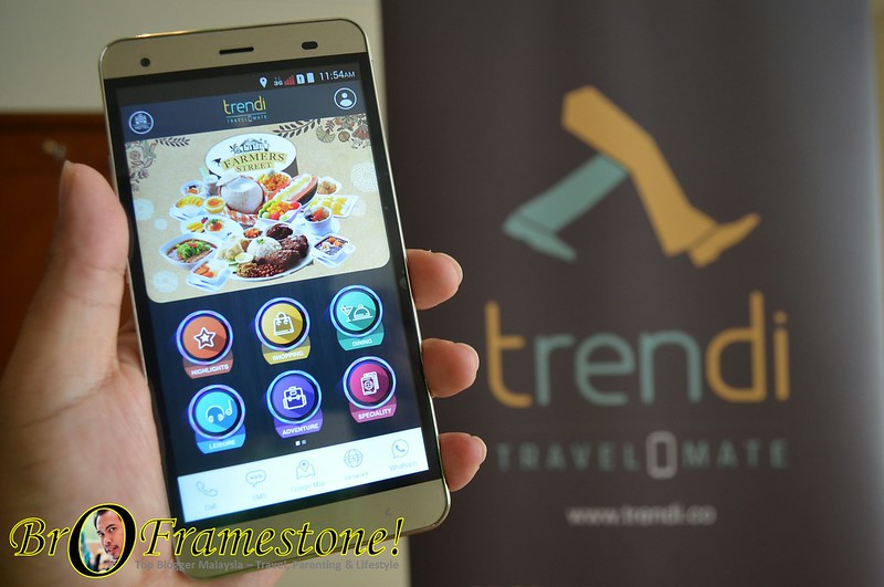 Trendi Travel Mate Memudahkan Pelancong