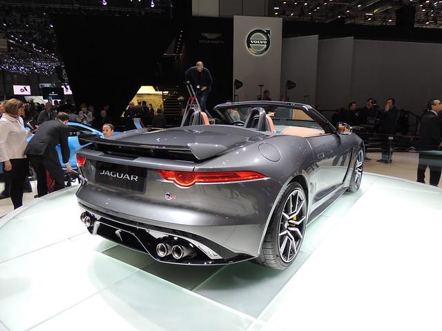 Jaguar F-Type SVR Cabrio