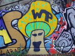GOC Walthamstow to Stratford 134: Street art