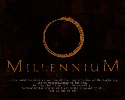 Millennium - Poster 1