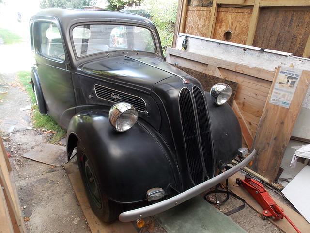1949-53 Ford Anglia E494A hot rod