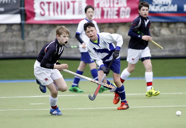 St Andrews v Wesley u13 Cup final