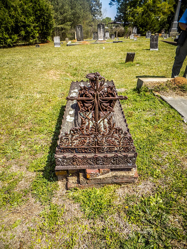 Bush River Baptist Cemetery-001
