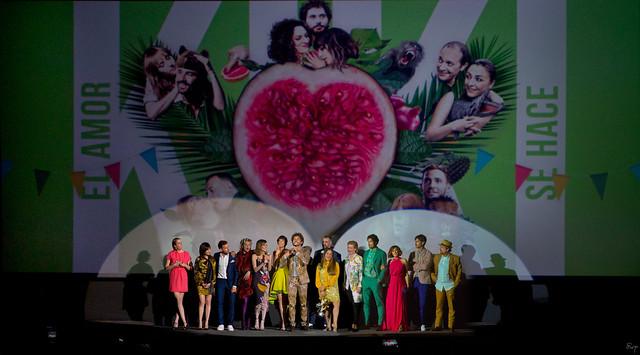 KIKI, El Amor Se Hace; estreno con Paco Leon (2016)