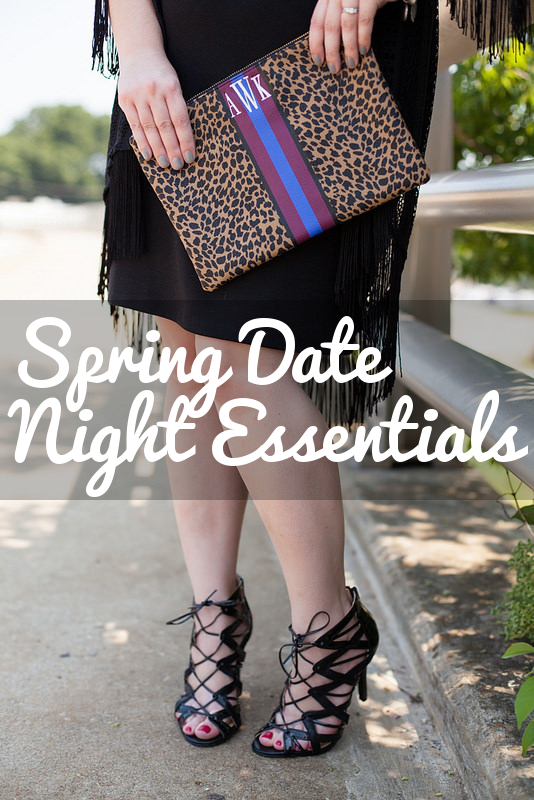 Spring Date Night Essentials