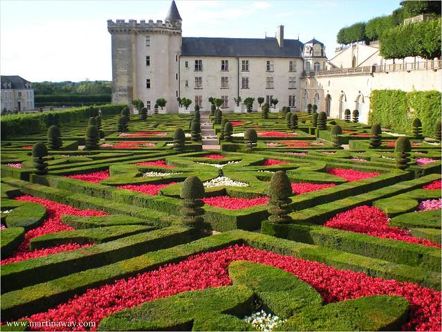 Villandry, Castelli della Loira
