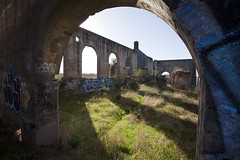 cement factory ruins