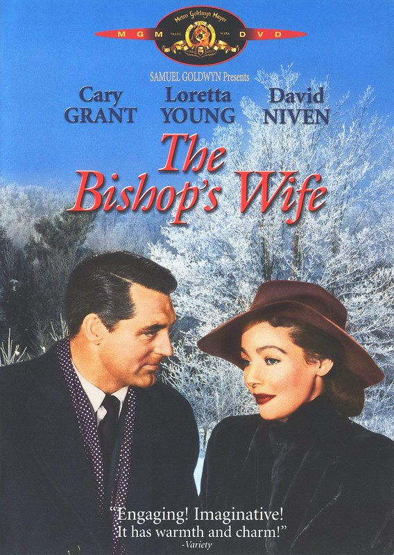 The Bishop`s Wife - Poster 3