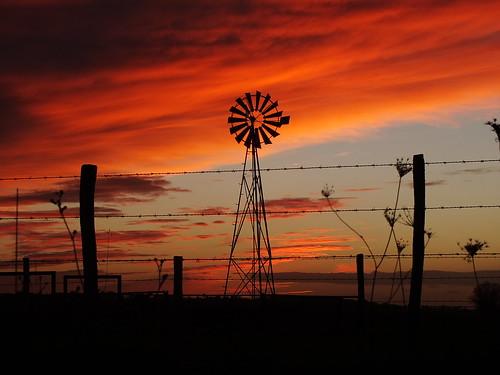 coucherdesoleil amboise eolienne clôture régioncentre indreetloire 37 sunset soleil