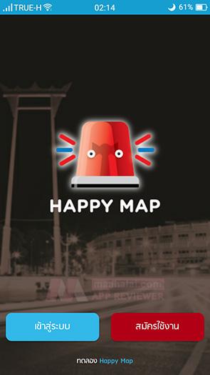 HappyMap