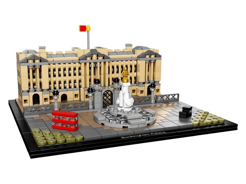 LEGO Architecture Sets 2016: 21029 - Buckingham Palace