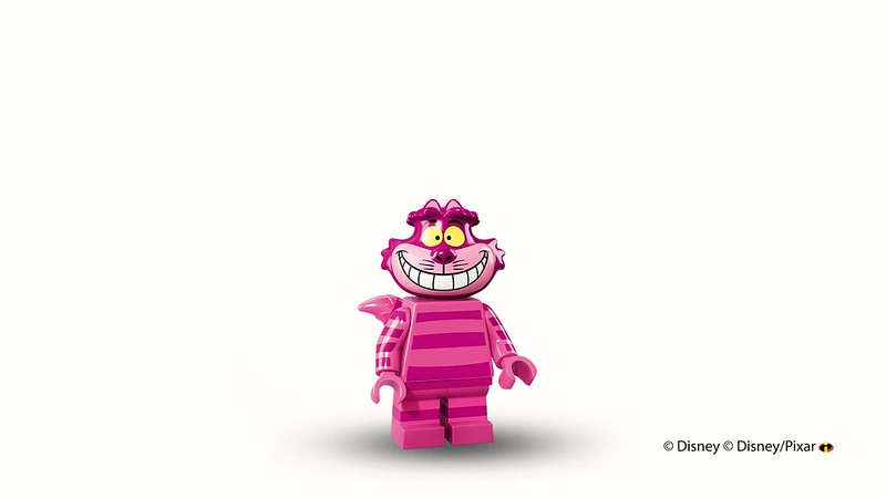 LEGO Disney Collectible Minifigures (71012) - Cheshire Cat