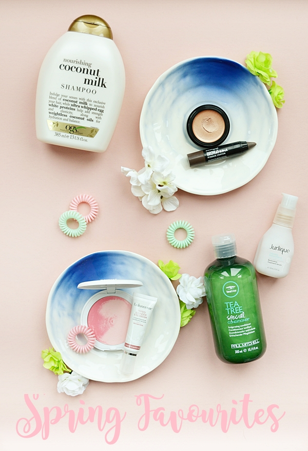 Spring-beauty-product-favourites