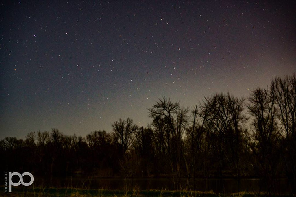 Spring Silhouettes And Shadows >> Early Spring Stars And Silhouettes Grandriver Puremichig Flickr