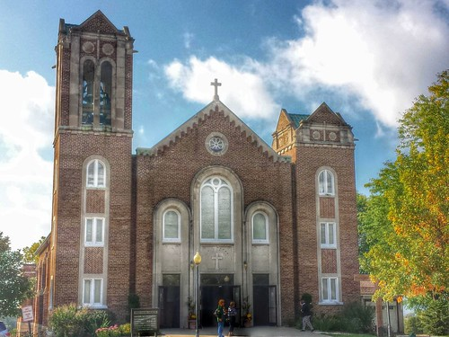 Holy Cross Church- Green Bay WI