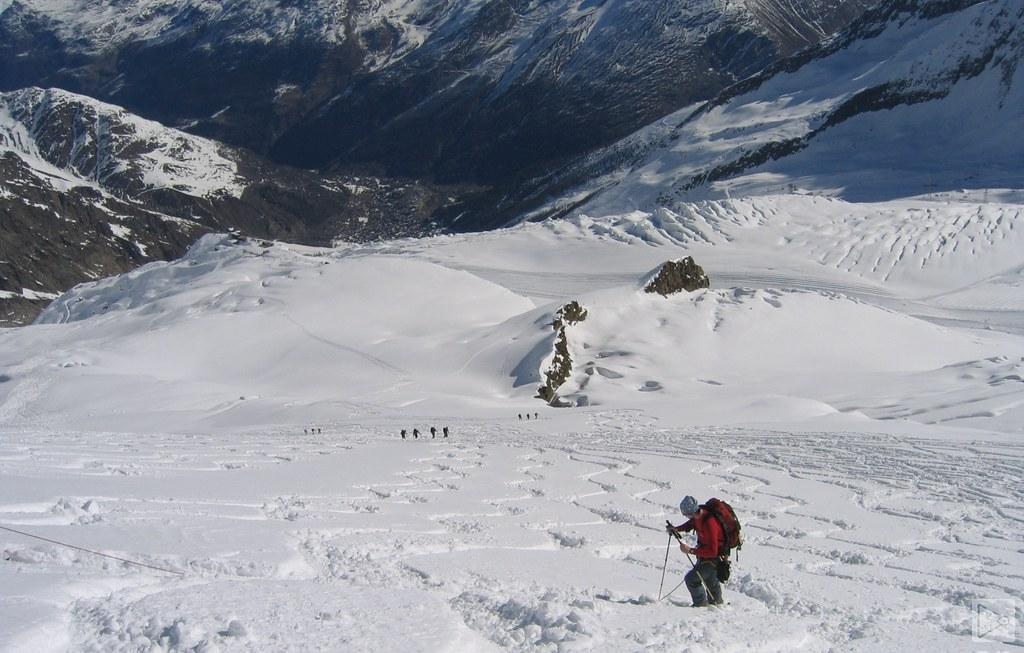 Alphubel Walliser Alpen / Alpes valaisannes Switzerland photo 14