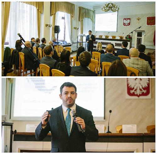 La Embajada de México en Polonia organiza un Seminario de Negocios en la ciudad de Lodz