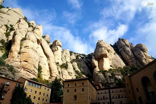 08 mystical mountain of Montserrat
