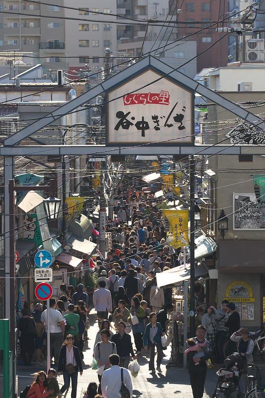 東京路地裏散歩 谷中 2016年4月29日