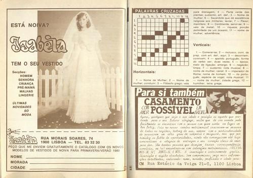Crónica Feminina Nº 1239, Agosto 21 1980 - 28
