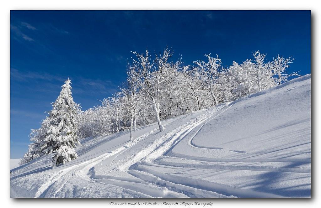Bleu blanc Traces ... + ajout ... 26607374856_e030f2b292_b