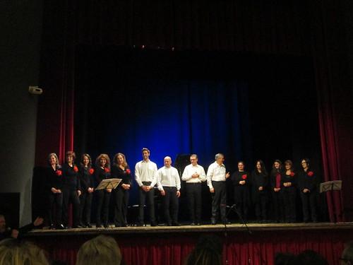 rossini: concerto di natale coro hill's joy choir