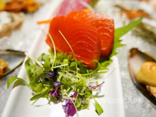 Ancora Waterfront Dining sashimi