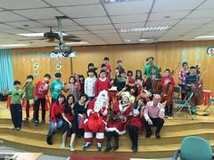 20151119 團練聖誕驚喜
