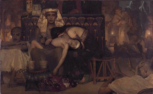 Death of the Pharaoh's firstborn