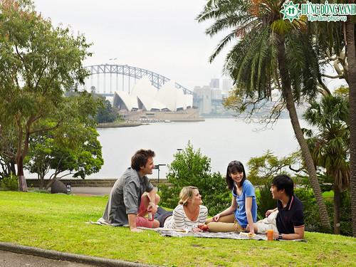 Du học Úc nghành môi trường