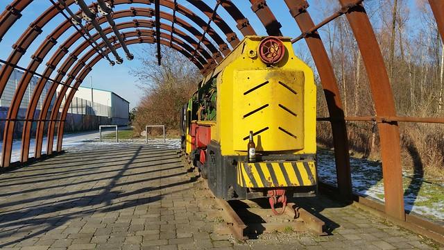 Warsteiner Train