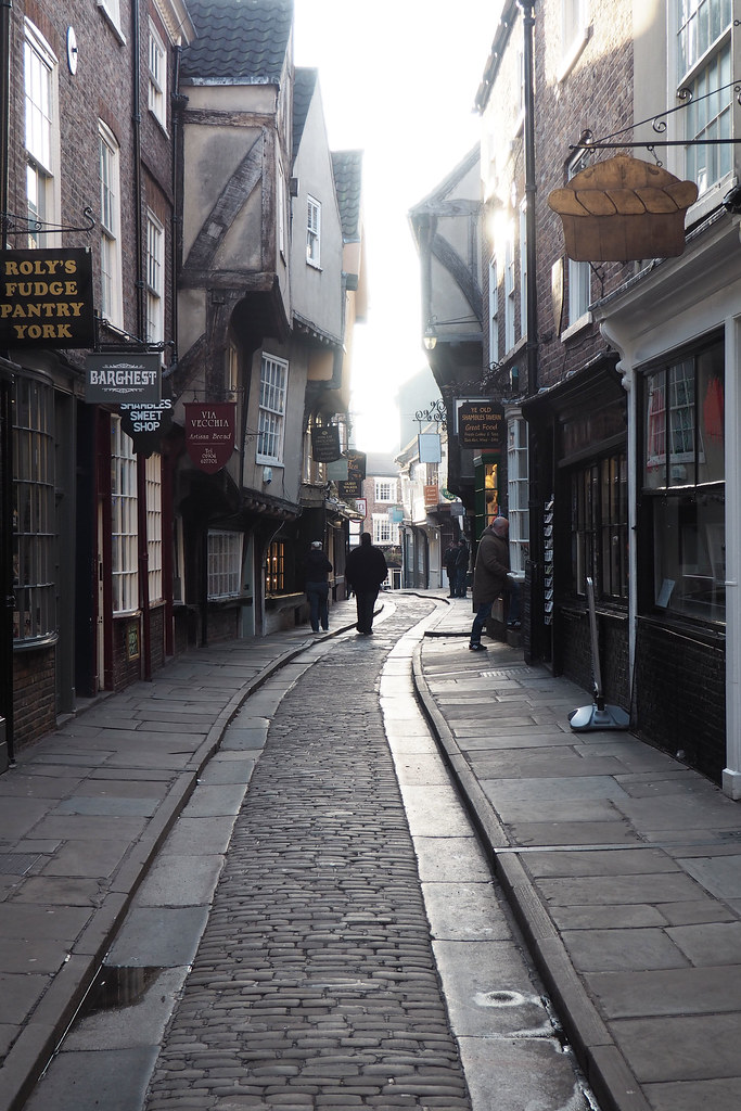 york shambles city guide