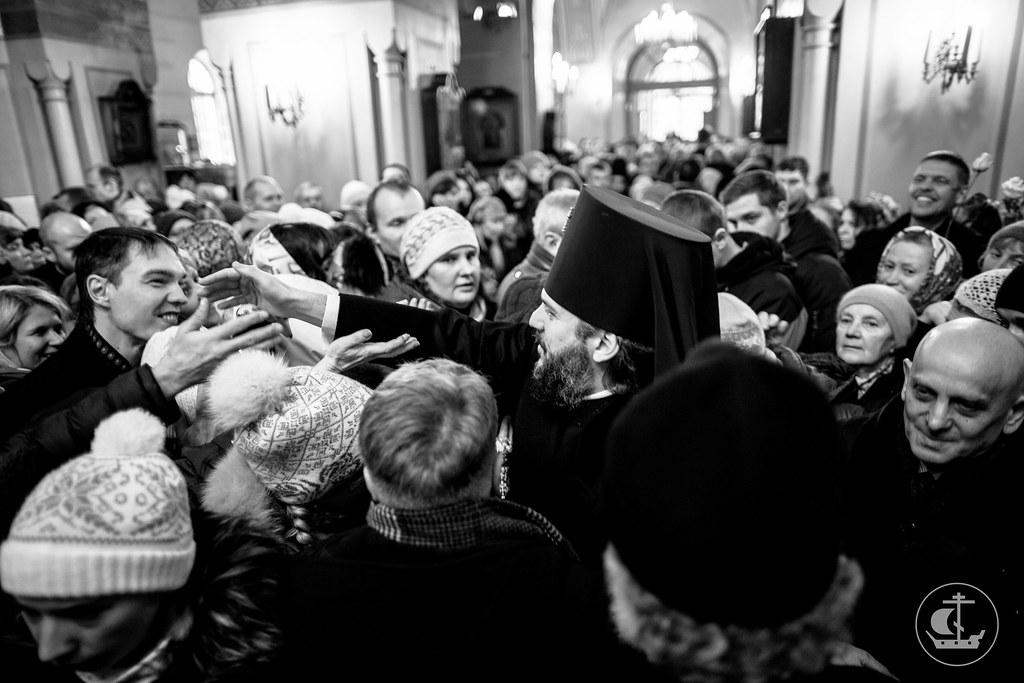 6 февраля 2016, Торжества по случаю дня празднования блаженной Ксении Петербургской / 6 February 2016, Celebrations on the occasion of the celebration of Xenia of Saint Petersburg