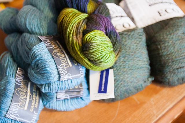 22 yarn