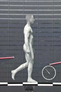 Le pavillon de la France à l'Exposition Universelle de 2000 (Hanovre, Allemagne)