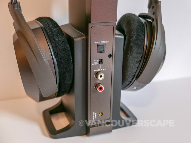 Sennheiser RS 185 Headphones-2