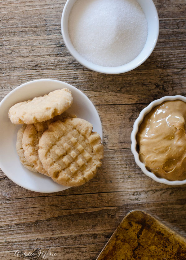 It doesn't get much better than this simple soft peanut butter cookie recipe