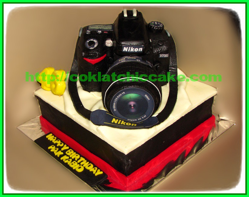 Cake Nikon D7000