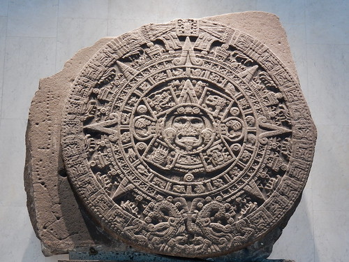 Ciudad Mexico - Museo Nacional de Antropología - 3