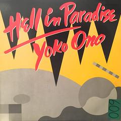YOKO ONO:HELL IN PARADISE(JACKET A)