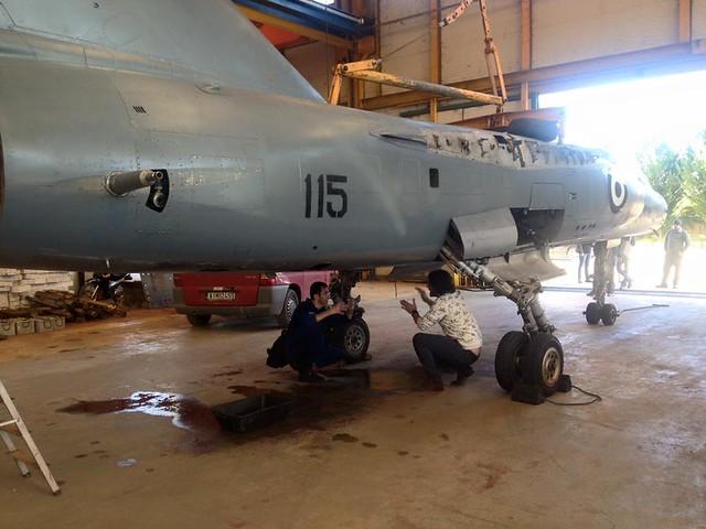 Mirage F-1CG