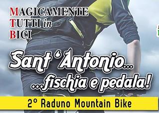 Fischia e pedala - raduno bici rutigliano 2016