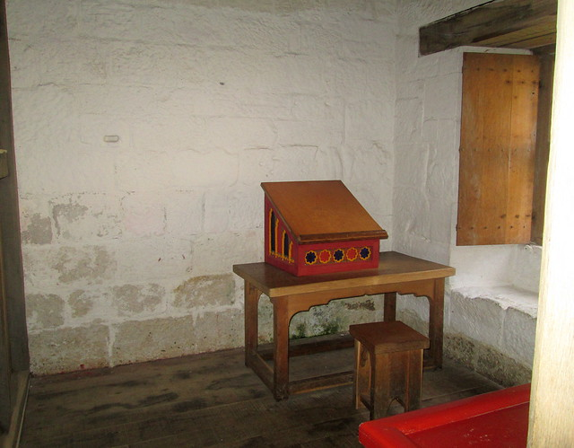 Mount Grace Priory Cell Interior