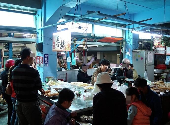 7 嘉義東市場牛雜湯、筒仔米糕、火婆煎粿