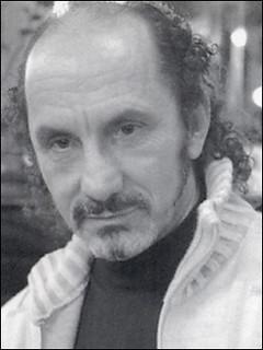 Lo scrittore Pino Roveredo