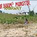 Prof.Boom's Monster Ranaway by Ricky-17