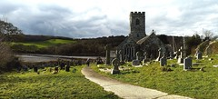 St Winnow Church Panorama. Nikon D3200, DSC_0172-0178.