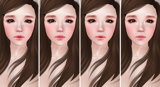 (*ANGELICA) HARUKA ~ Preview for Skin Fair 2016